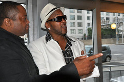force mds hb premiere.Producer Director Frazier Prince with