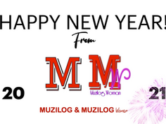 Happy New Year from Muzilog & Muzilog Woman