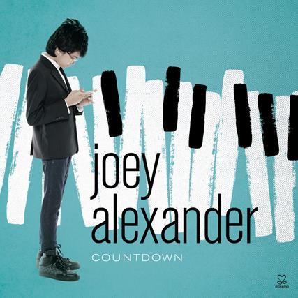 "JOEY ALEXANDER SET TO RELEASE ""COUNTDOWN"" SEPTEMBER 16"