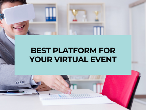 8 Tips for Choosing the Best Virtual Event Platform