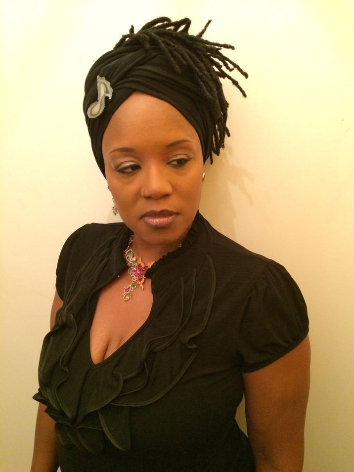 Nadira Norjahan @ Jazz On The Water Front/Tobago Jazz Experience, Tobago, West Indies on April 20th
