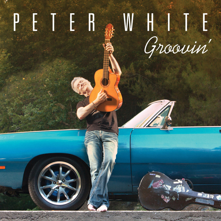 Guitarist Peter White talks about his new album - Groovin'