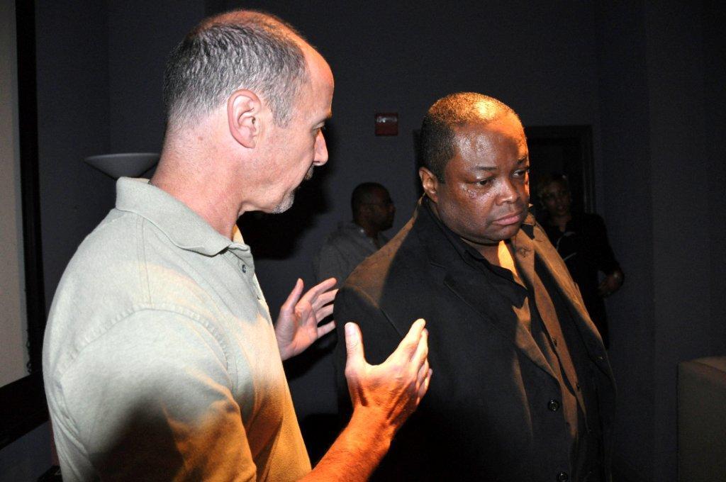 Producer Writer Rich Dillon, Producer Director Frazier Princ