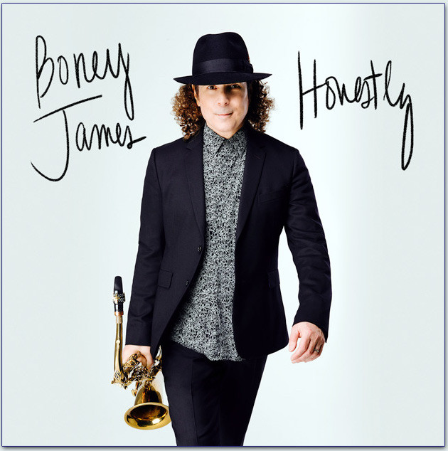 "Saxophonist and Composer Boney James' ""Honestly"" Reflects Music's Power to Transport"