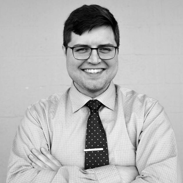 Adam Johnson, Optician