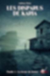livre dark fantasy Les disparus de Karia par l'auteur Holay Anthony