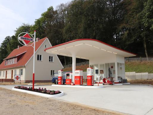 Tankstelle Stade, FLM am Kiekeberg