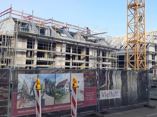 Neue Ortsmitte, Walddorfhäslach