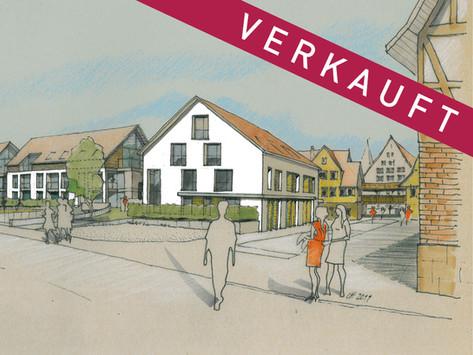 Neubauten Ortsmitte Walddorfhäslach - VERKAUFT