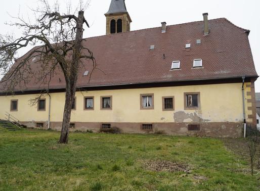 Zehntscheuer, Oberöwisheim