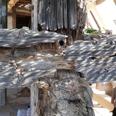 Schäden an der Fassade