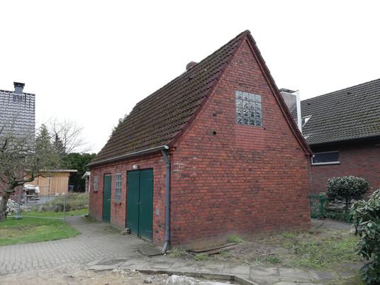 Stallgebäude, Tostedt