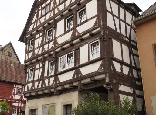 Bauvorhaben Altstadtstraße 11, Eppingen