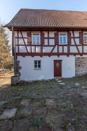 Wohnhaus, Murrhardt-Hausen