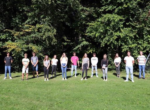 13 neue Auszubildende bei JaKo
