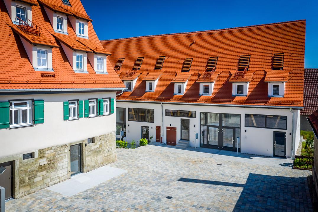 """Gebäudeensemble """"Kaffeeberghöfe"""""""