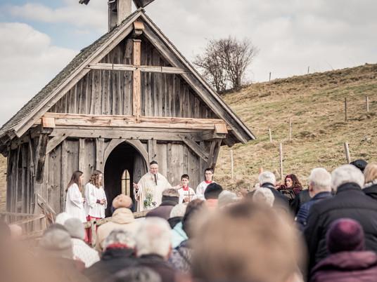 Absage Josefsfest am Freitag, 19. März 2021, Emishalden