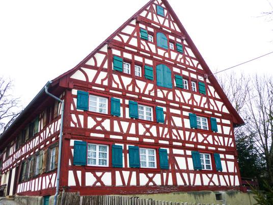 Happenmühle, Owingen