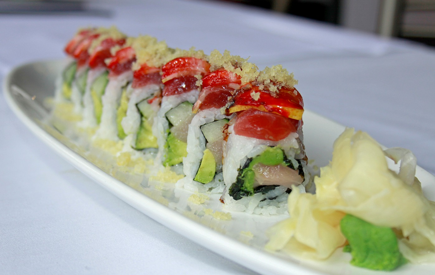 The Orchid Roll