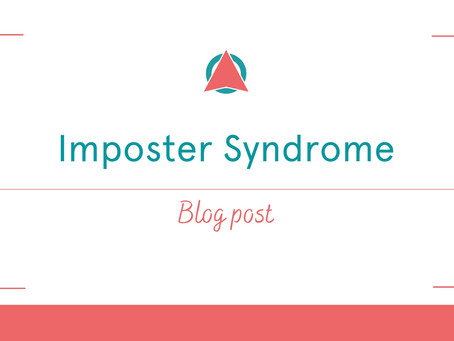 Imposter Syndrome: Learning to reframe the inner voice