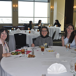 2019 January Luncheon - Installation of New Board