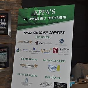 7th Annual El Paso Paralegal Association Golf Tournament