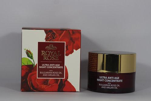 Ultra anti-age crème de nuit Royal Rose