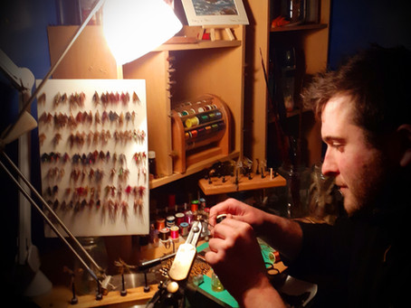 Fly Tying by John Naughton