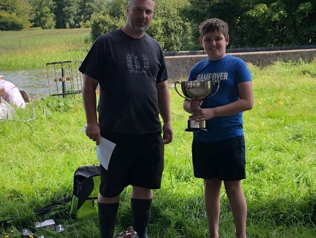 Junior Boat Pike Competition