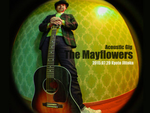The Mayflowers Naked