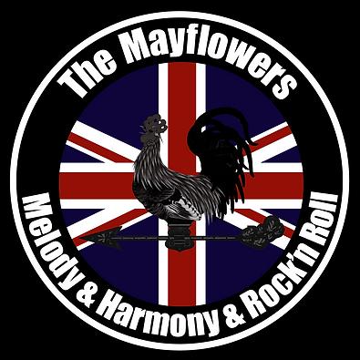 The Mayflowers - WILD ONE ジャケット写真.png