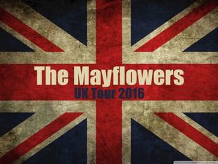 【The Mayflowers 重大発表 其の一】