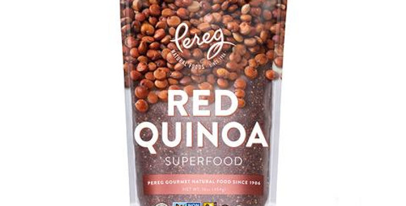 Pereg Red Qunioa