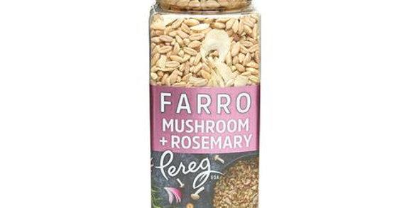 Pereg Farro Mushroom + Rosemary