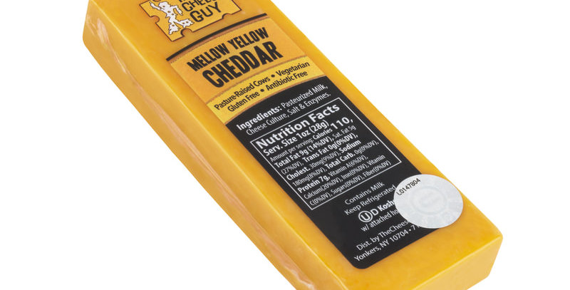Cheese Guy Mellow Yellow Cheddar