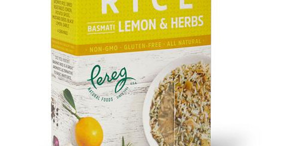 Pereg Rice with Lemon & Herb
