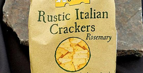 Cheese Guy Rustic Italian Crackers- Rosemary
