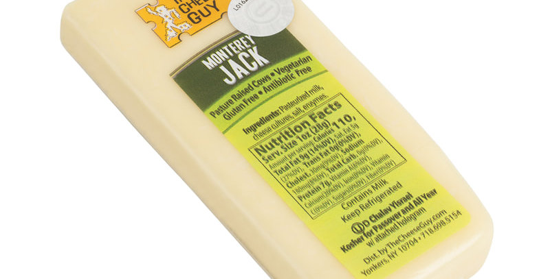 Cheese Guy Monterey Jack