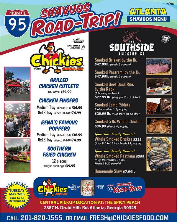 chickies_menu