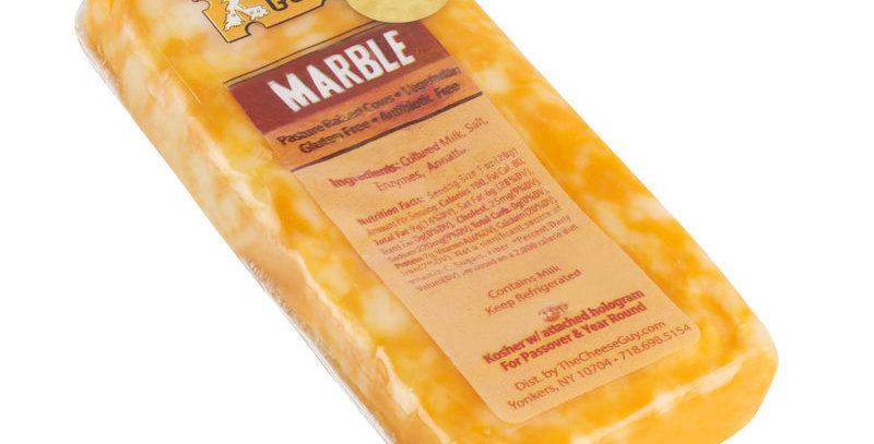 Cheese Guy Marble