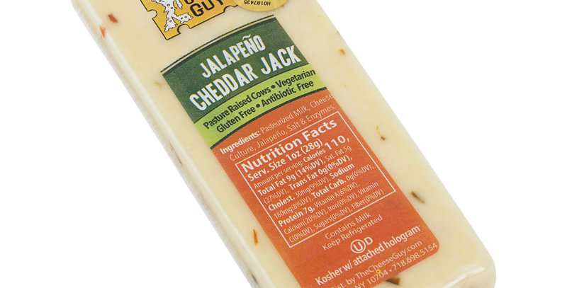 Cheese Guy Jalapeno Cheddar Jack