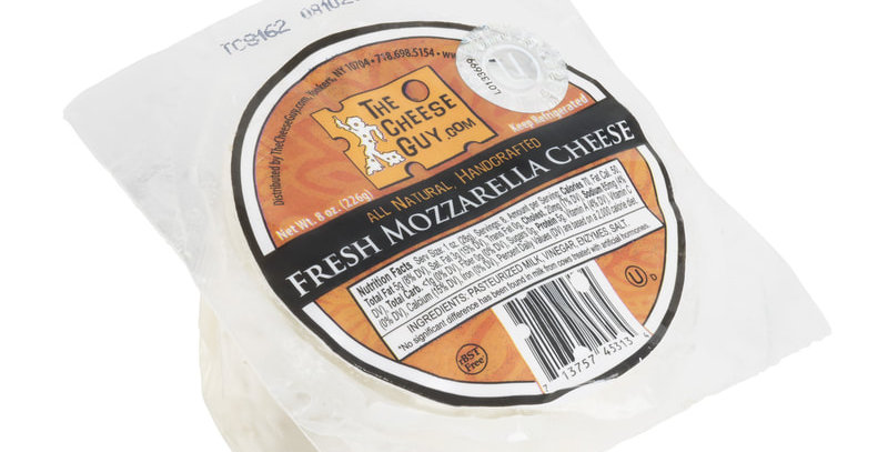 Cheese Guy Fresh Mozzarella Ball