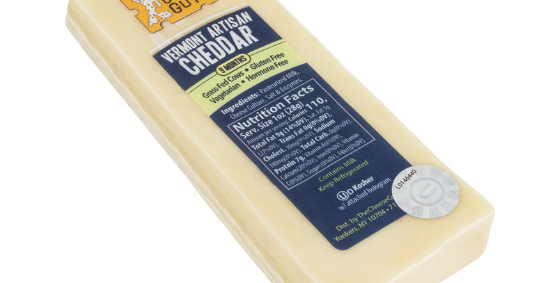 Cheese Guy Vermont Artisan Cheddar