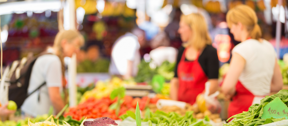 Farmers Markets in the New Jersey Suburbs