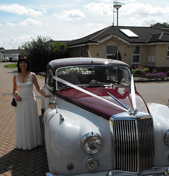 Yorkshire Rose Wedding Cars About Us