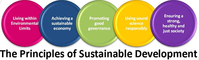 The Principal of Sustainable Development