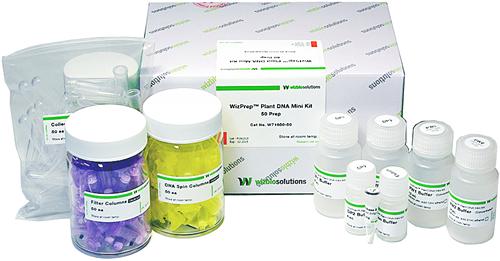 Plant DNA Mini Kit