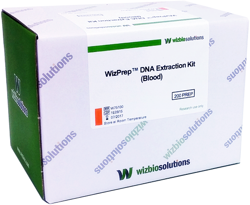 DNA Extraction Kit (Blood)