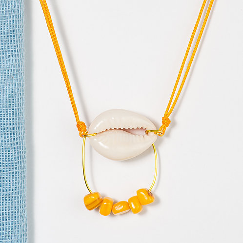 Mango Necklace