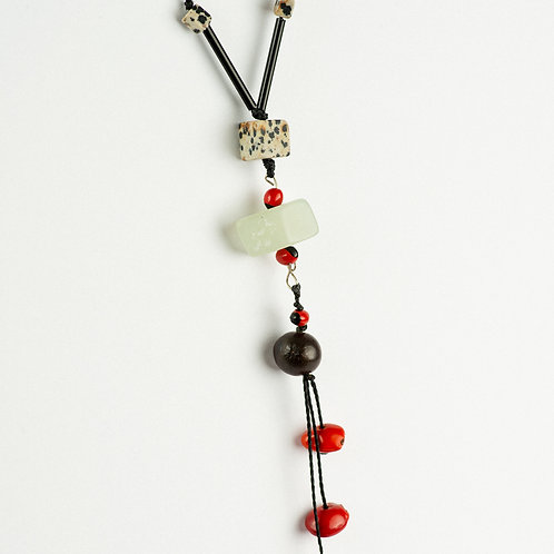 The Earthy Necklace